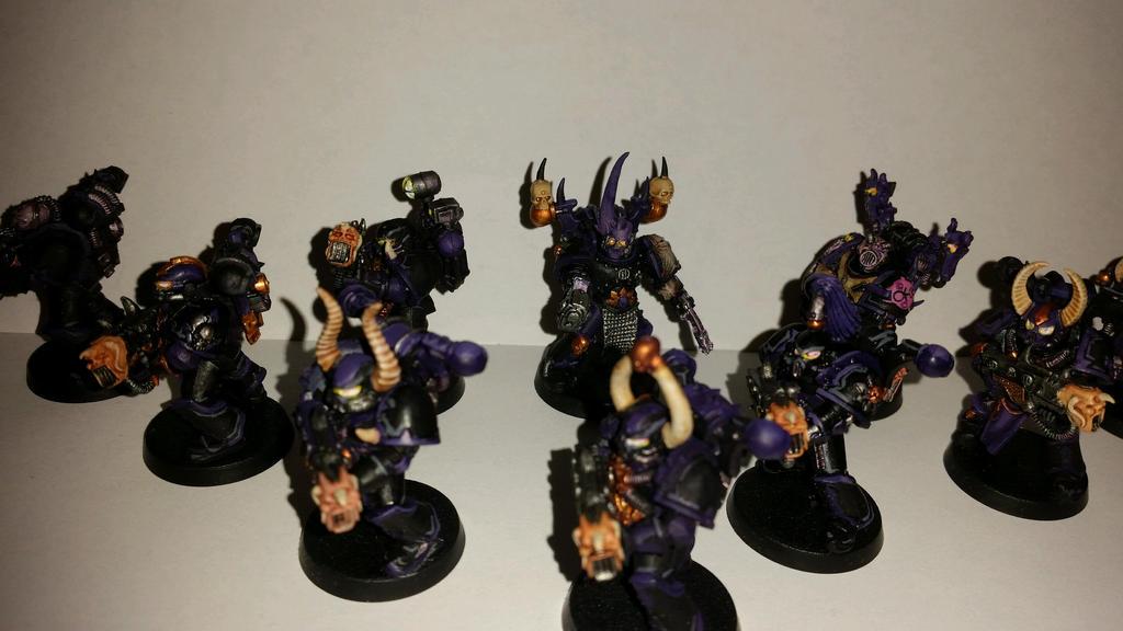 Noise  Marine Comission Squad 1 by Ryuondo