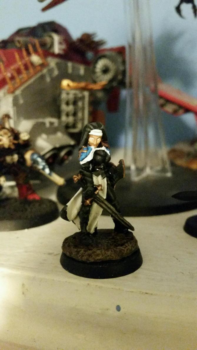Battle Nun by Ryuondo