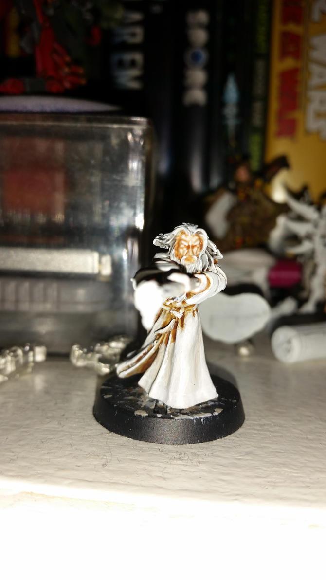 Gandalf the White by Ryuondo