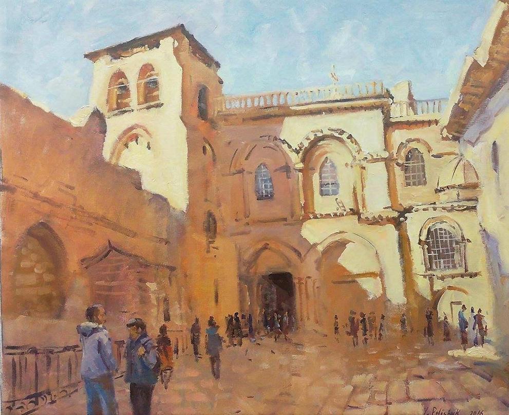 Jerusalem by NaariaVlada