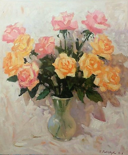 Roses on bright by NaariaVlada