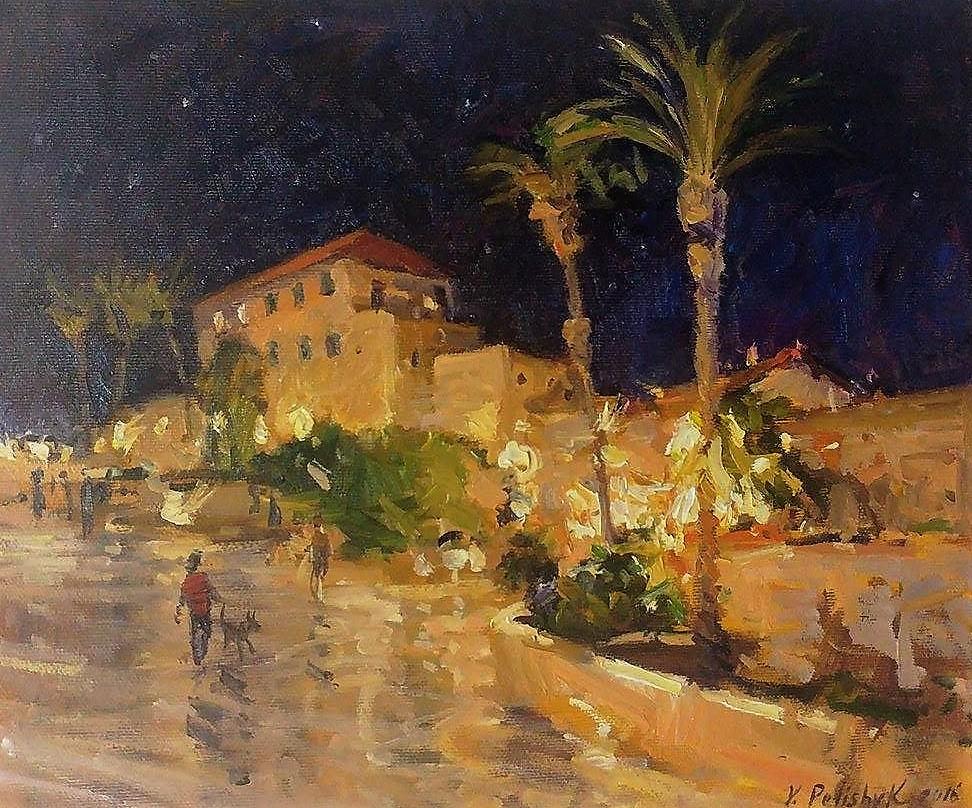 Old Jaffa by NaariaVlada