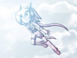 Sash Lilac - Free flier by Aramayo93