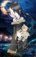 FF-X : Chibi Lulu by RevanRayWan