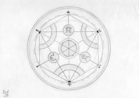 FMA_Cercle de transmutation by RevanRayWan