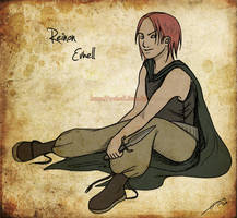 Reinon Artwork by RevanRayWan