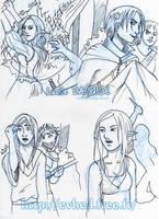 Some vignettes by RevanRayWan