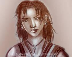 Fang Oerba Final Fantasy XIII by RevanRayWan