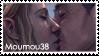 Moumou38 fan stamp