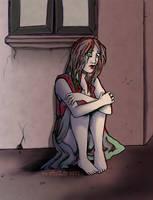 Sad Yumi for Armide by RevanRayWan