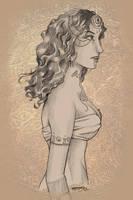 Elisheva for Amaltheren by RevanRayWan