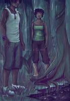 Jocelyn's loss by RevanRayWan