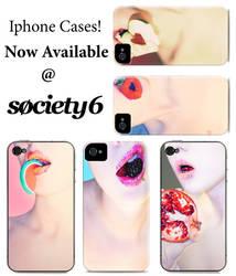 Lip Lockdown Cases by B-Rye1001