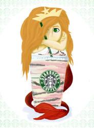 Starbucks Siren by B-Rye1001