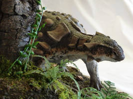 Ankylosaurus by Baryonyx-walkeri