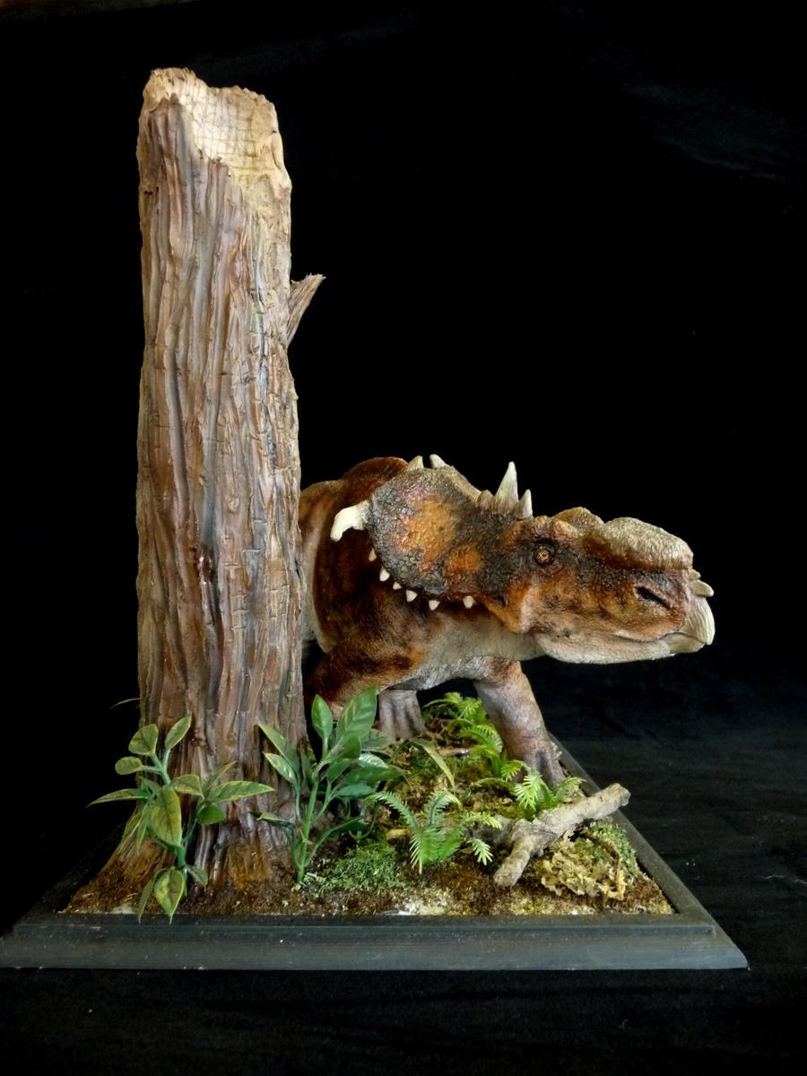 Pachyrhinosaurus by Baryonyx-walkeri