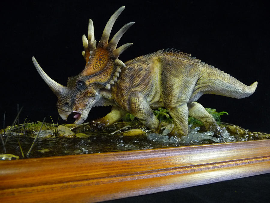 The Dinosaurs of Nathanial Rogers Another_of_styracosaurus_by_baryonyx_walkeri-d39w57f