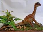 Titanosaur hatchling