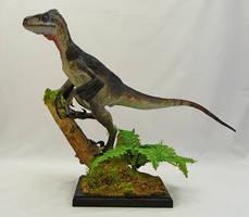 Horizon JP Velociraptor by Baryonyx-walkeri