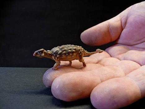 David Krentz miniature