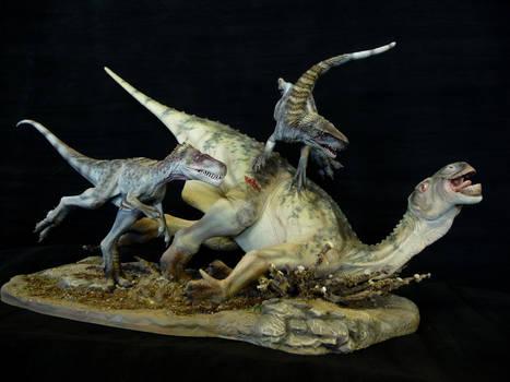 Iguanodon and Eotyrannus.1