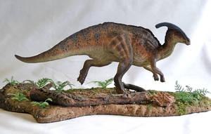 Parasaurolophus 1 by Baryonyx-walkeri