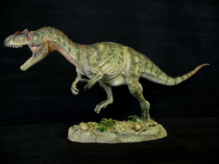 Allosaurus by Baryonyx-walkeri on DeviantArt
