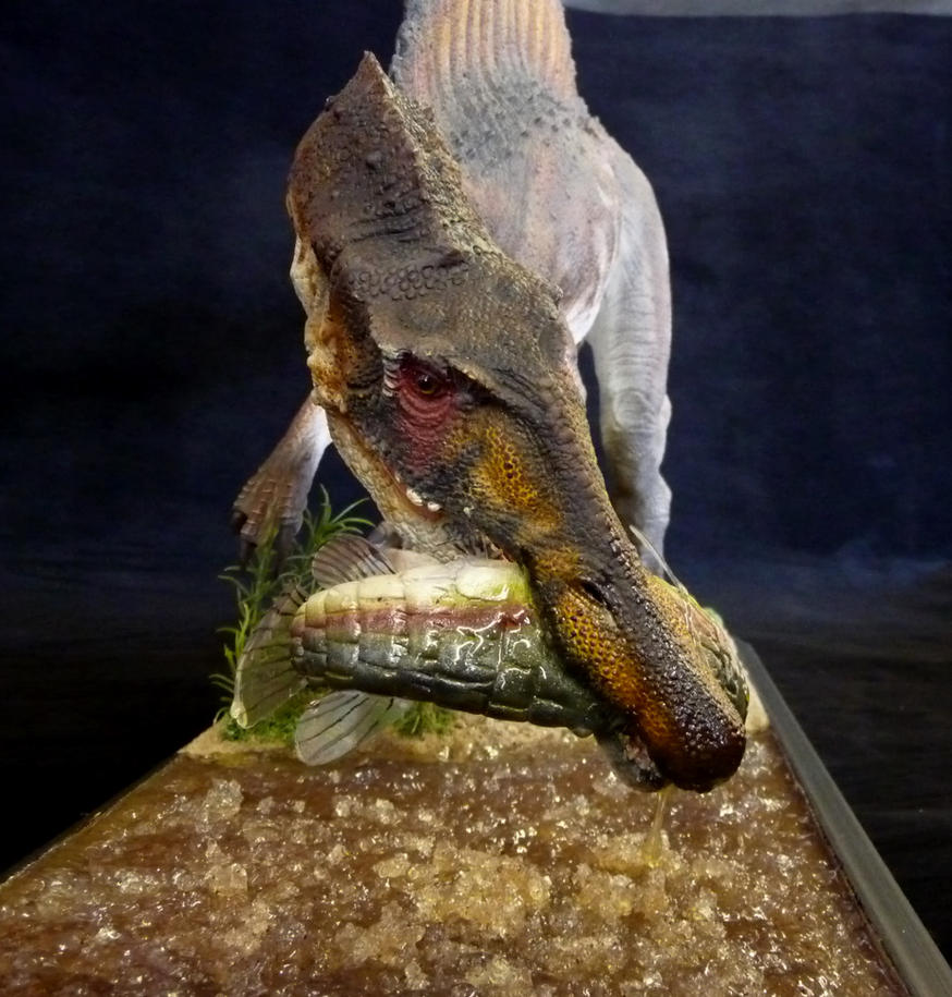 Spinosaurus by Baryonyx-walkeri