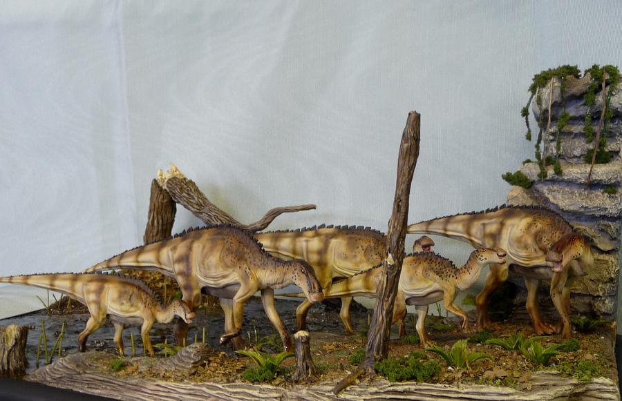Brachylophosaurus Brac...
