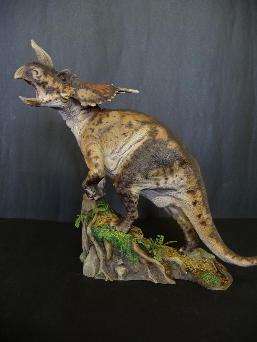 Einiosaurus by Baryonyx-walkeri