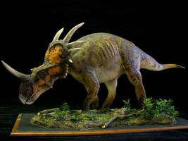 Styracosaurus by Baryonyx-walkeri