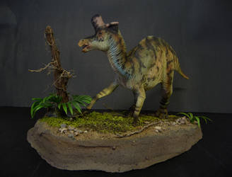 Lambeosaurus by Baryonyx-walkeri