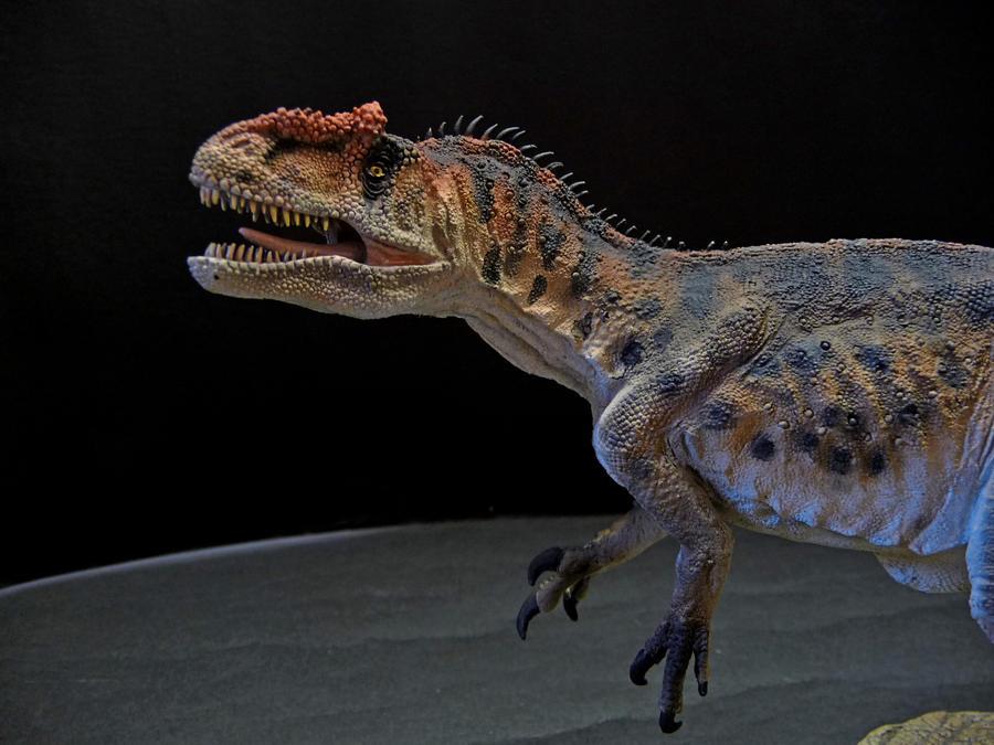 Allosaurus By Baryonyx Walkeri On DeviantArt