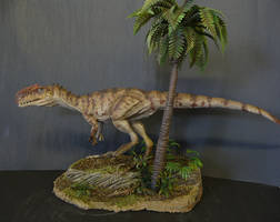 Monolophosaurus by Baryonyx-walkeri