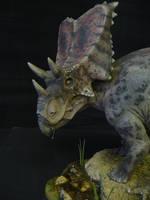 Chasmosaurus by Baryonyx-walkeri