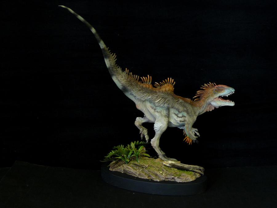 Concavenator by baryonyx walkeri on deviantart