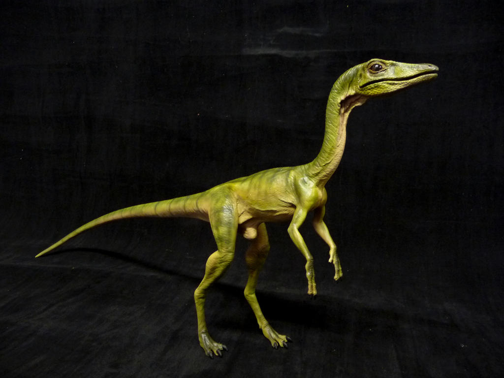 would be fun if they added the Compsognathus | Frontier Forums
