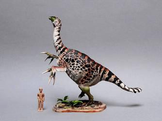 Therizinosaurus by Baryonyx-walkeri