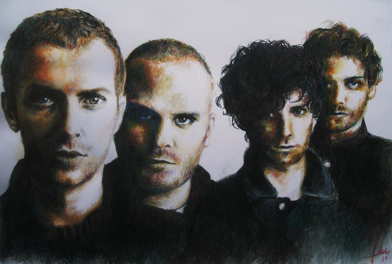Coldplay by tucc