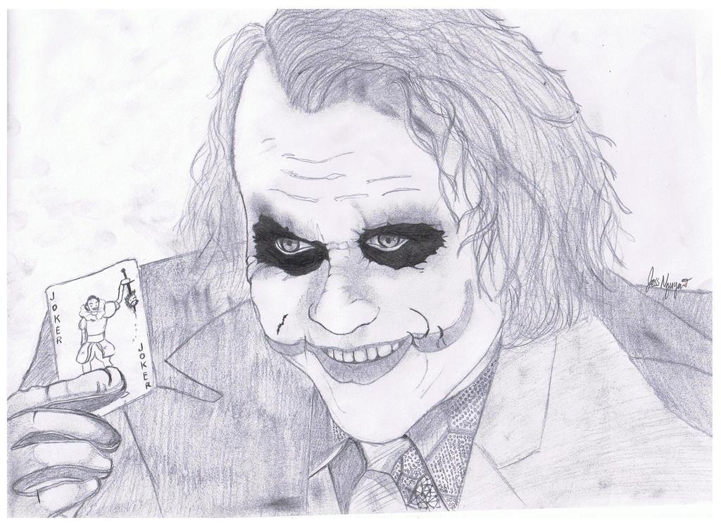 Joker by OwnedSwiftStars14