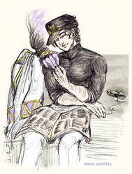 [JoJo] What a comforting Stand