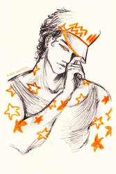 [JoJo] Aquarius star