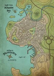 Mouseton Map