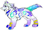 Wolf design 1 .:OPEN:. by TehBobcat