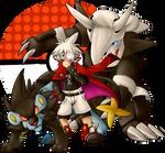 Pokemon Trainer Mao