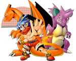 Pokemon Trainer Laharl
