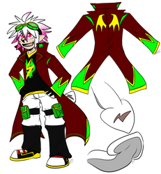 New Zegan reference