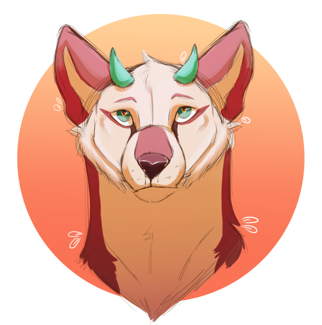 My artstyle just did a 180 and i like it by Ser-wolf
