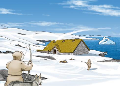 Antarktida Frasko