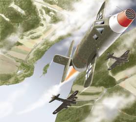 War Frasko BA 349